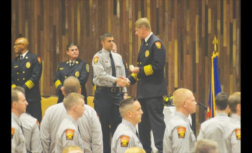 15 new recruits join WSFD