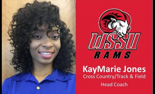Jones named WSSU head track coach