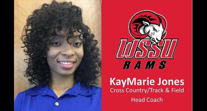 Jones named WSSU head track coach