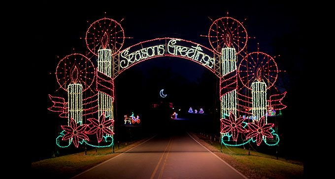 Tanglewood Festival of Lights adding new displays