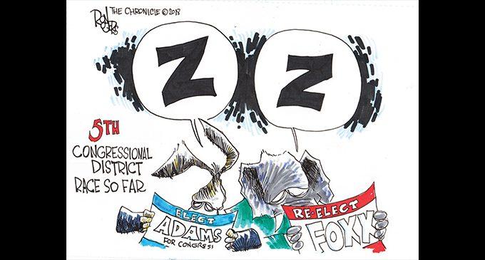 Editorial Cartoon: Snoozer