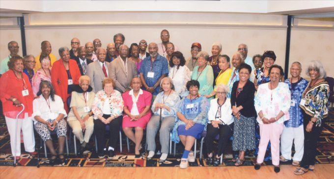Atkins High grads  of 1958 mark  60th year reunion