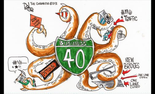 Editorial Cartoon: Business 40