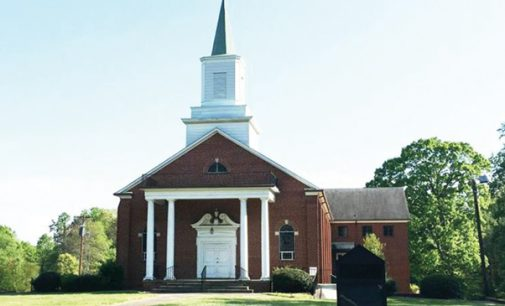 Planned church sign causes resident concern