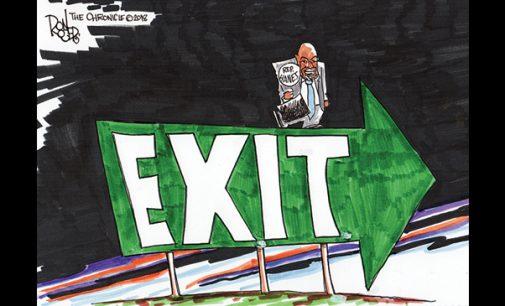 Rep. Ed Hanes Exits
