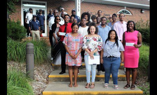 Golf association gives 9 scholarships