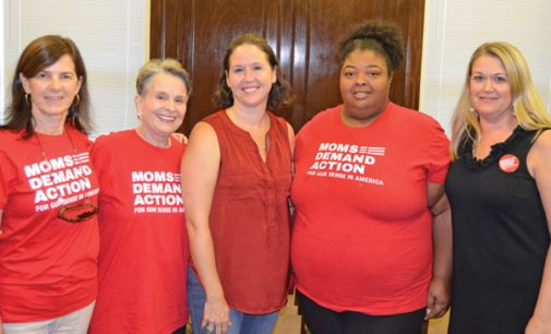 Moms Demand Action seeks partners  on gun safety, violence prevention