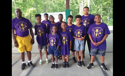 Omega chapter sends 10 local boys to Sixth District Camp