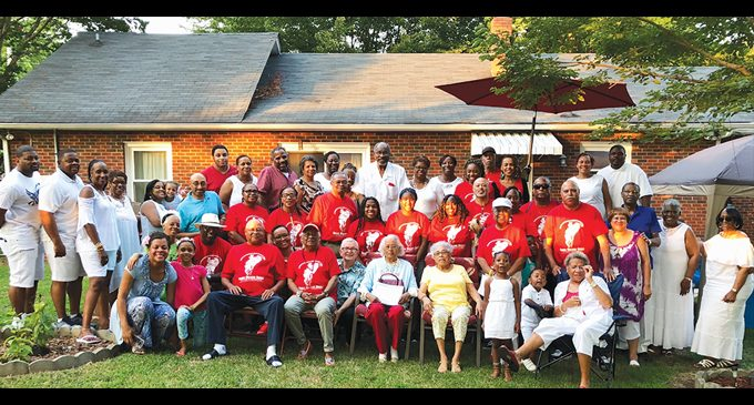 Hauser Williams Russell Family hosts 103rd reunion