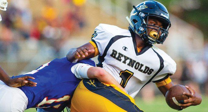 Mustangs and Demons kick off 2018 JV  football season