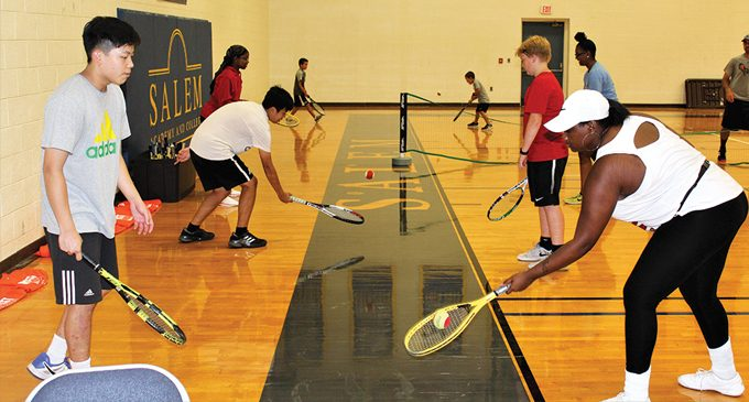 Tennis Party inaugural event called a success