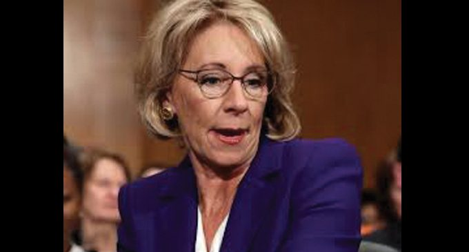 The Miseducation of 'Betsy DeVoid'