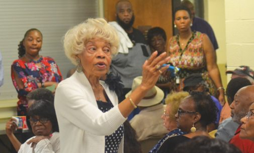 Residents raise questions about changes to airport