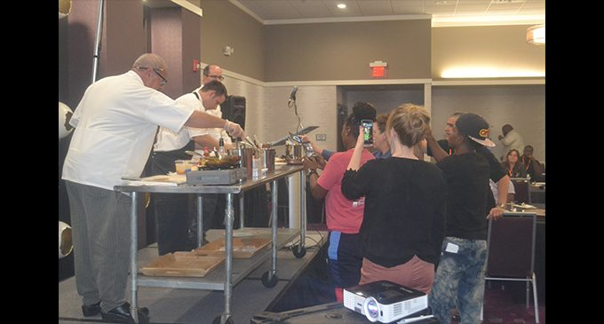 National summit explores the importance of culinary training