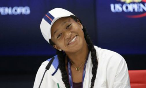 Commentary: Could the changing of the tennis guard rest on Naomi Osaka?