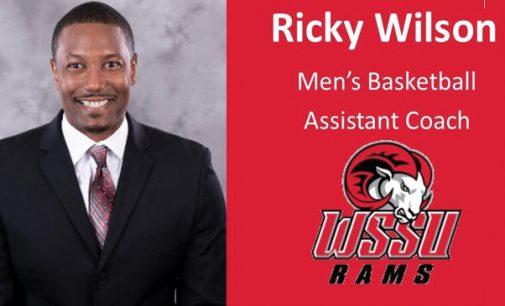 WSSU Men's Basketball adds associate head coach
