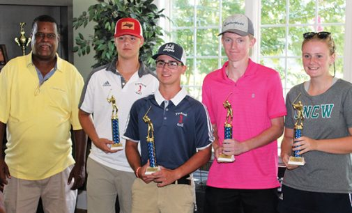 Golf tournament succeeds in raising funds