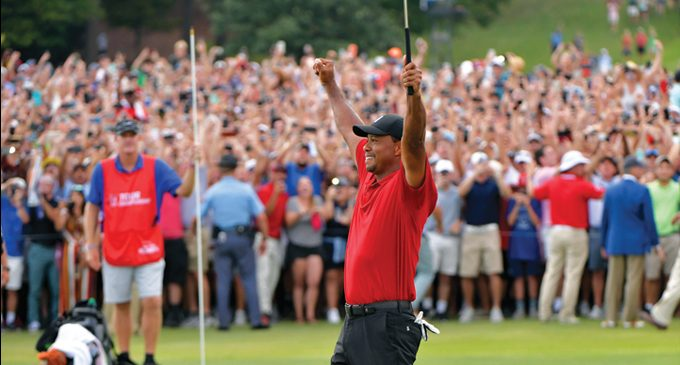 Tiger Woods winning adds to Ryder Cup buzz