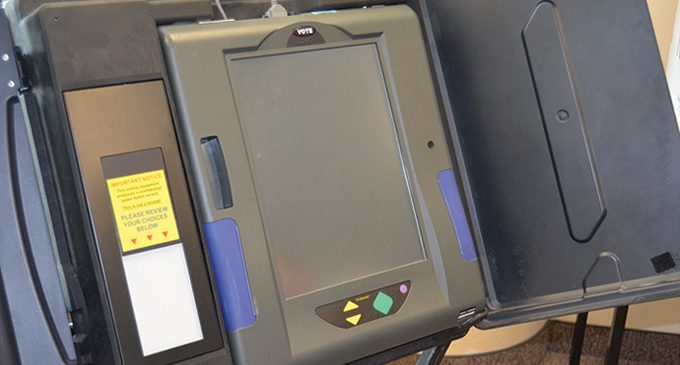 New voting machines, ballots delayed