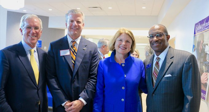 BB&T awards Salem College  $2 million matching grant