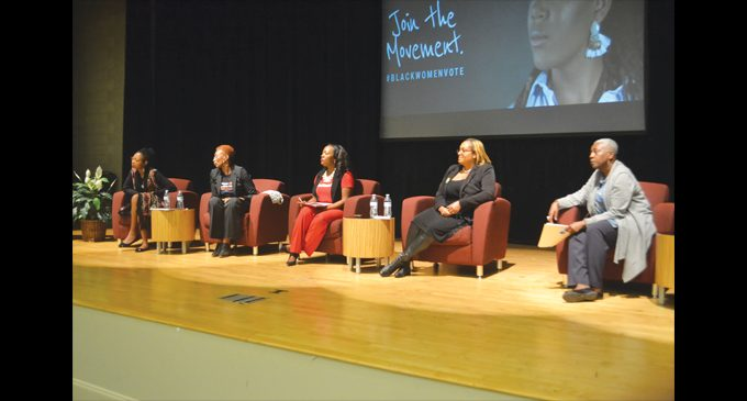 Town hall explores voting of black women
