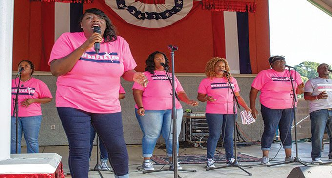 Gospel Fest closes on a high note