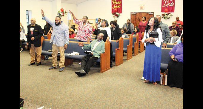Church celebrates legacy of Apostle McCloud