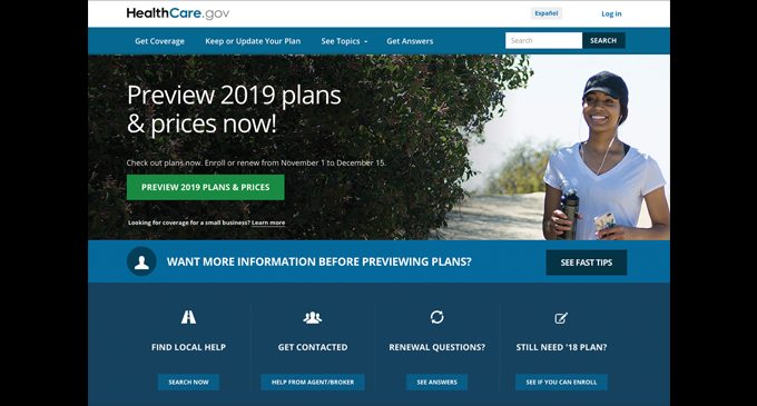 Health insurance sign-up starts today with lower rates for many