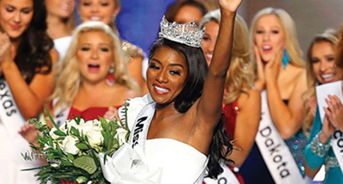 New Miss America is coming home for a visit