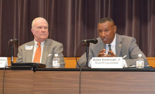 Sheriff and County Commissioner candidates sound off