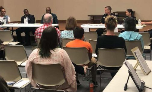 South Winston groups unite to talk about public safety