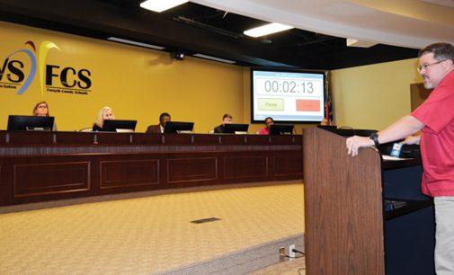 Teachers demand school board action on supplements