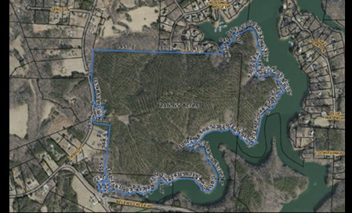 County tentatively agrees to buy Belews Lake land for park