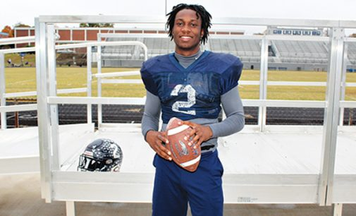 East Forsyth's Khalid Martin invited to Shrine Bowl