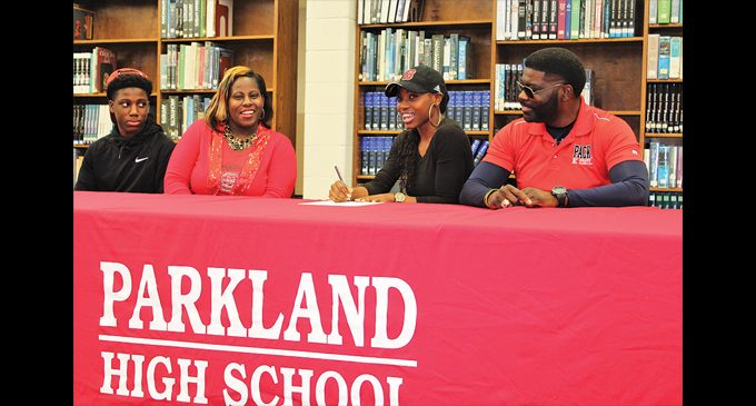 Parkland runner heads to N.C. State