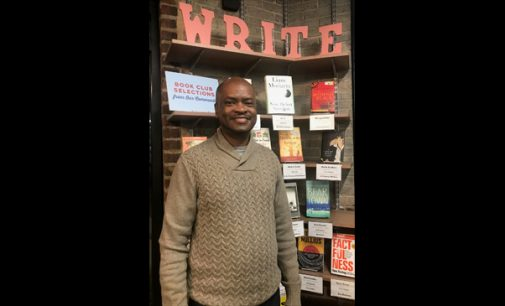 Ex-Chronicle paper boy sponsors literary contest