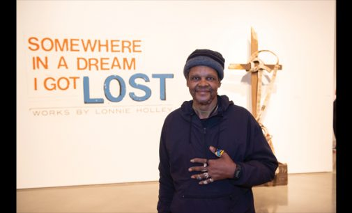 In-depth viewing required for Lonnie Holley's exhibit