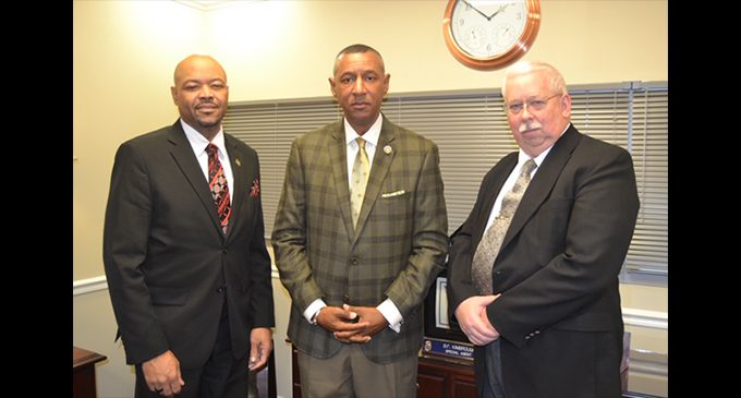 Wooten, Burton join Team Kimbrough, Forsyth County Sheriff's Office