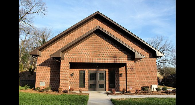 Local ministry opens new food pantry