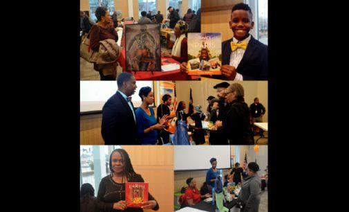 Author Fair showcases modern-day storytellerrs