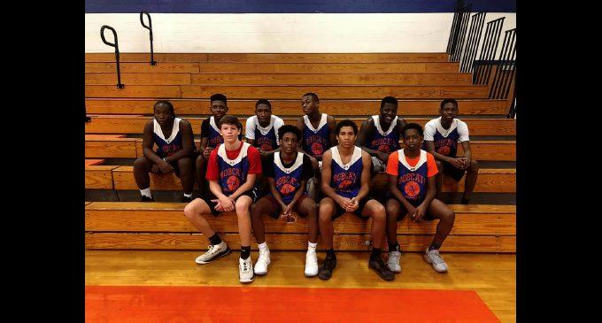 Glenn Bobcats JV basketball team wins unofficial title