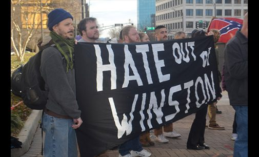 Get Hate Out of W-S promises to keep the heat on city officials