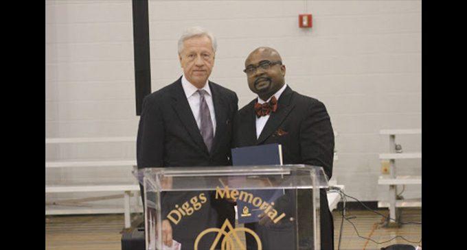 Pastor focuses on disaster relief efforts