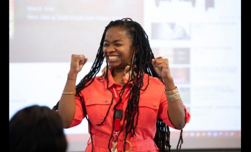 Busta's Person of the Week: Every teacher, student and parent should know Dr. Dawn Tafari