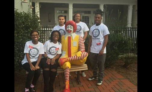 Youth and College Division of the NAACP Winston-Salem Chapter serves the community