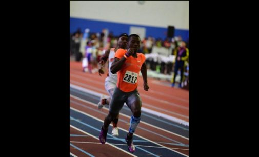 Local track athlete wins AAU national  championship