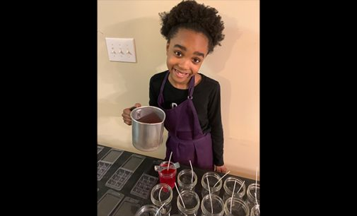 Busta's Person of the Week: A nine-year-old future gazillionaire