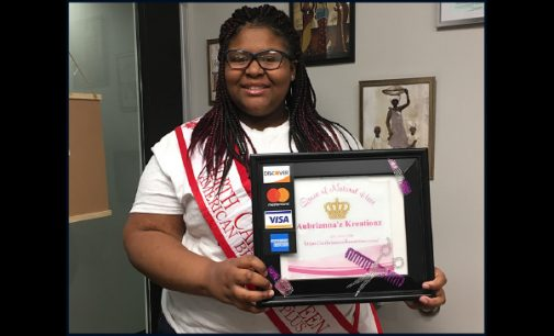 State's youngest licensed natural hair specialist set to open salon