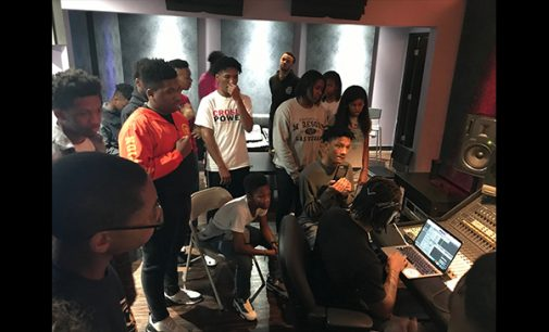 Digital Lab Recording opens its doors to  local students