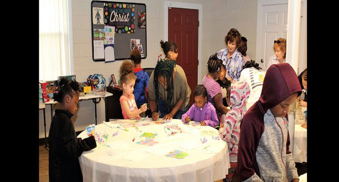 Religious group seeks to make a difference in community
